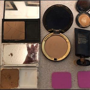 Estée Lauder Clinique Elizabeth Arden makeup lot